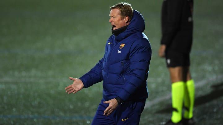 Ronald Koeman's side progressed to the Copa del Rey quarter finals