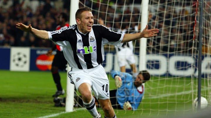 Craig Bellamy of Newcastle United