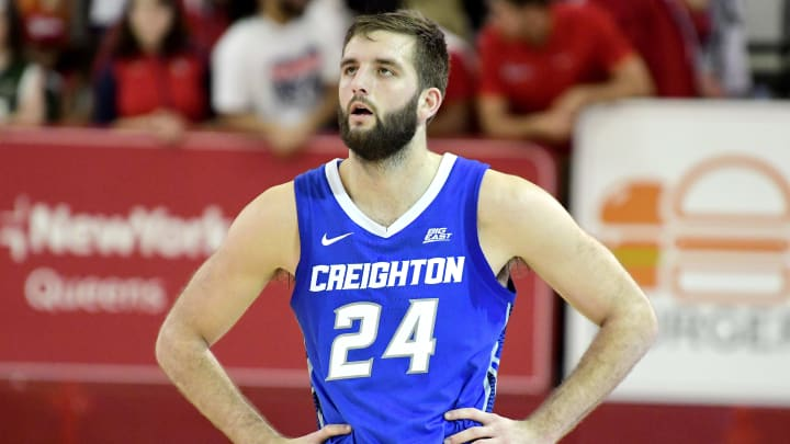 St. John's vs Creighton odds have the Bluejays favored in the Big East Tournament.