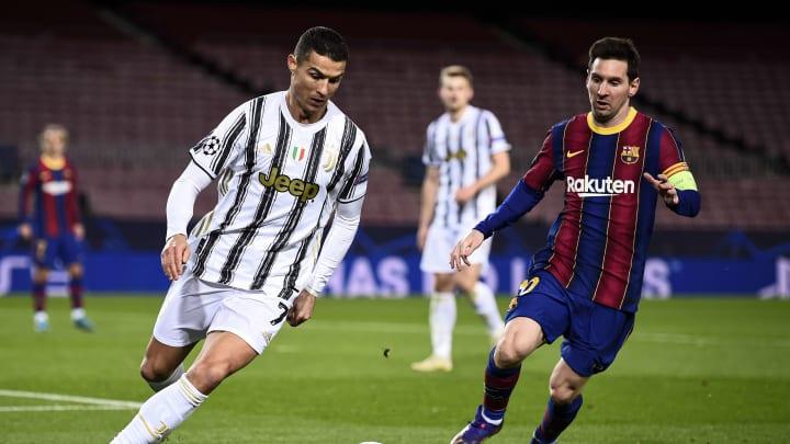 Barcelona vs. Juventujs