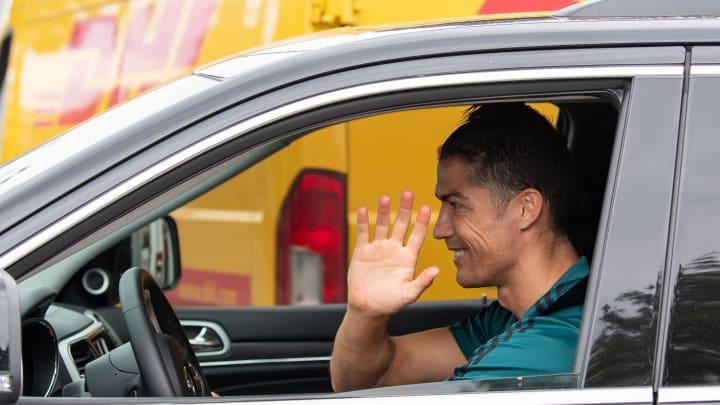 Cada día aumentan los rumores de que el portugués podría salir de la Juve al finalizar la temporada.