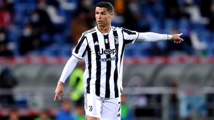 Juventus hope to extend Cristiano Ronaldo's contract