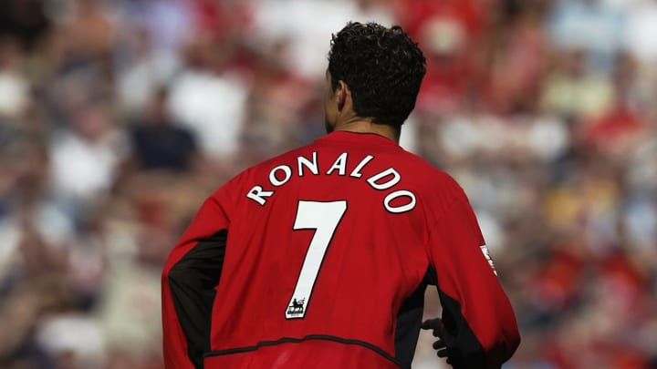 On This Day in 2003: Remembering When Man Utd Signed Cristiano Ronaldo