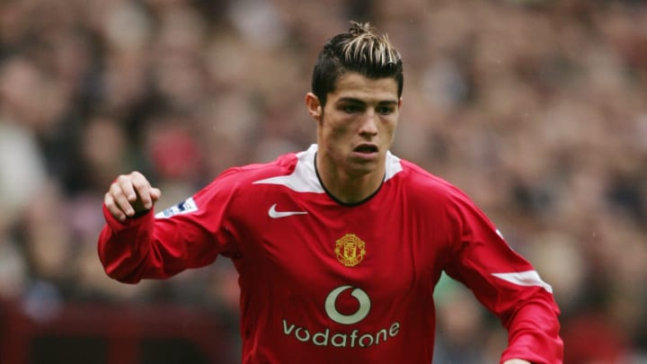 Ronaldo with highlights was absolutely unstoppable