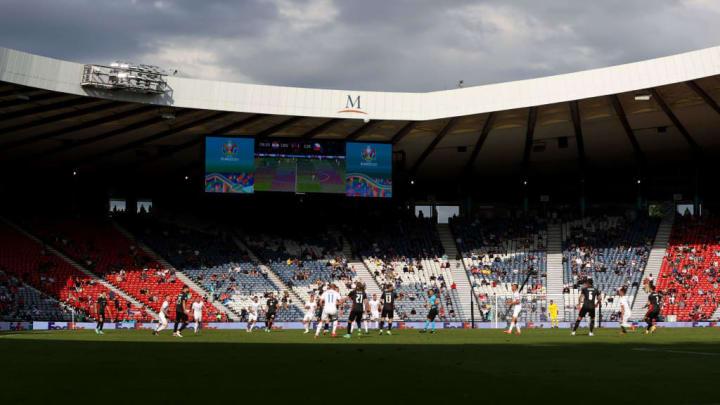 Eurocopa Croácia Escócia