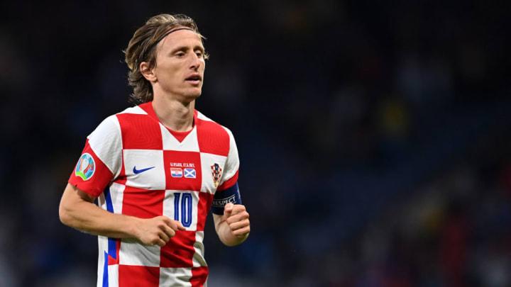 Croácia Eurocopa Luka Modric