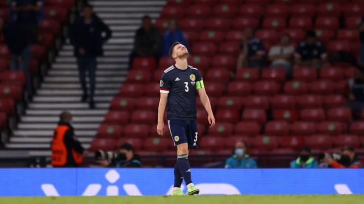 Andrew Robertson Escócia Liverpool Eurocopa