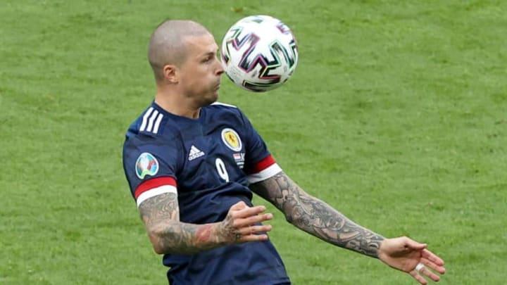 Lyndon Dykes Escócia Eurocopa