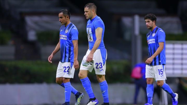 Cruz Azul pierde en el inicio de la temporada