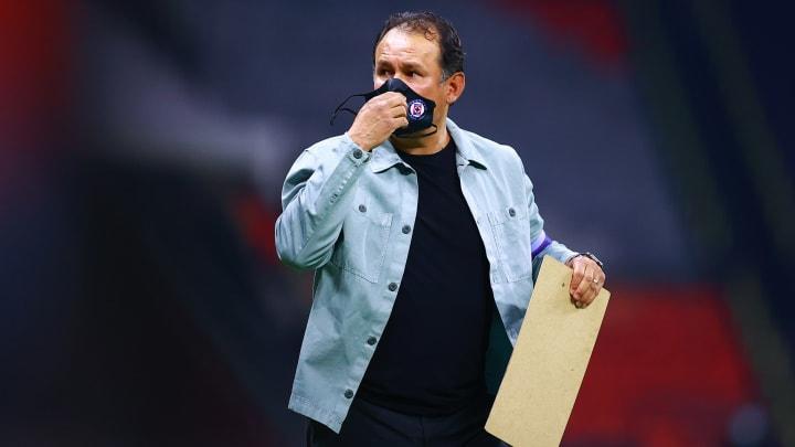 Juan Reynoso tendrá la encomienda de conservar la racha de 10 victorias en fila