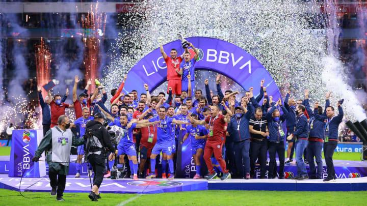 Cruz Azul v Santos Laguna - Final Torneo Guard1anes 2021 Liga MX