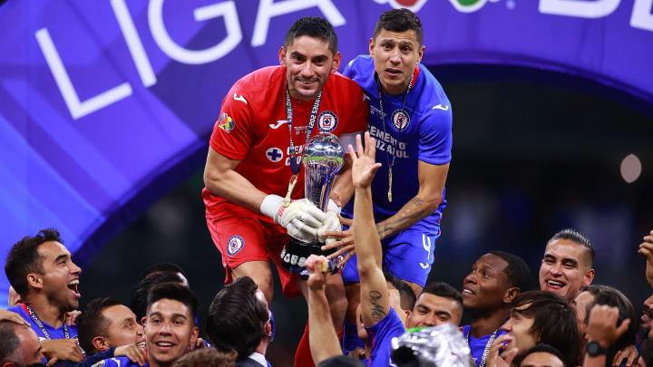 Cruz Azul fue el último campeón de la Liga MX.