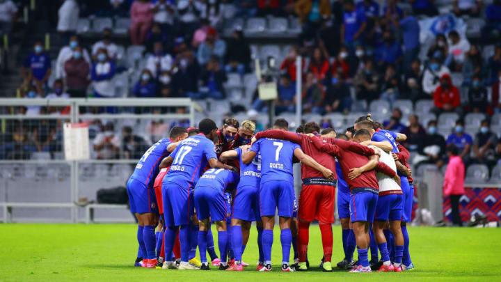 Cruz Azul v Toluca - Playoffs Torneo Guard1anes 2021 Liga MX