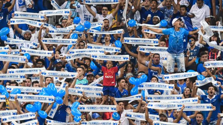Cruzeiro Mineirão Torcida