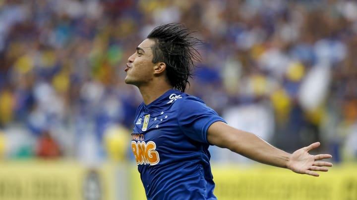 Cruzeiro v Fluminense - Brasileirao Series A 2014