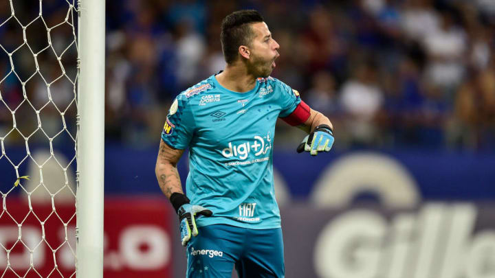 Fabio Cruzeiro Copa Brasil