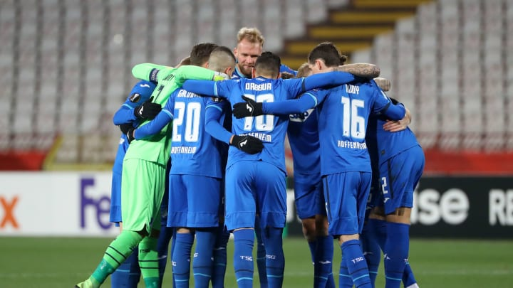 Europa League: Nullnummer reicht der TSG Hoffenheim zum Gruppensieg - Spektakel bei Milan und Tottenham