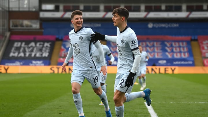 Crystal Palace 1-4 Chelsea: Player ratings as Havertz shines in superb Blues victory