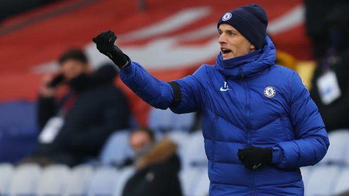 Thomas Tuchel, Chelsea'nin golcülerinden verim alamadı.