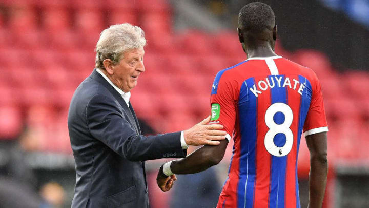 Roy Hodgson, Cheikhou Kouyate