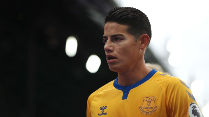 The Speed At Which James Rodriguez Has Taken To English Football Is Remarkable