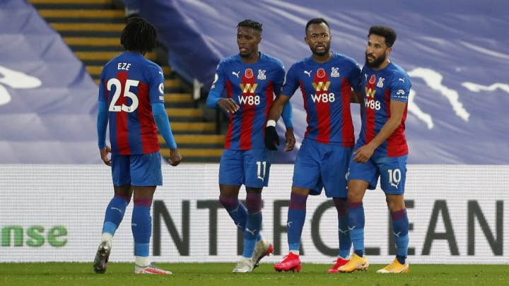 Palace were excellent on the counter-attack