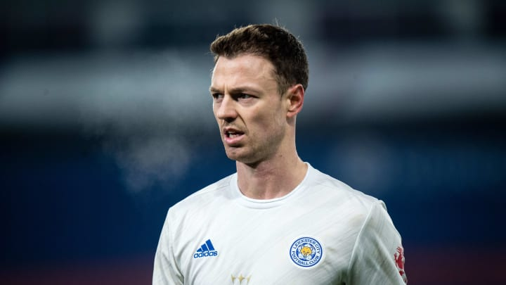 Jonny Evans has extended his stay with Leicester