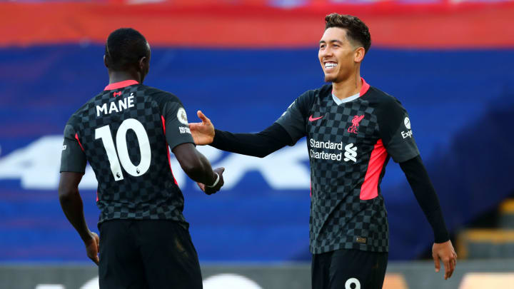 Mane and Firmino were outstanding as Liverpool beat Palace 7-0