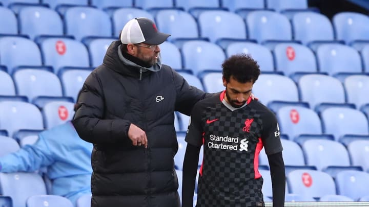 "Jurgen Klopp believes Mohamed Salah is ""under-appreciated"" at Liverpool"