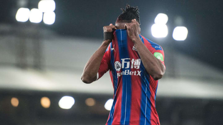 Zaha is desperate to further his career and lift trophies