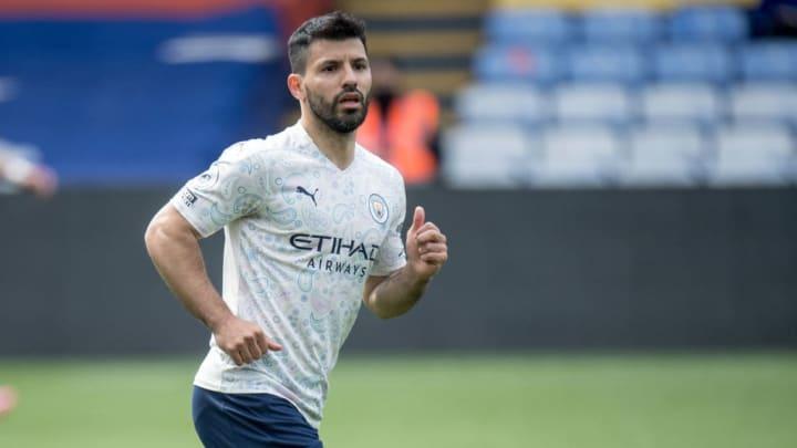 Sergio Aguero Manchester City Premier League Chelsea