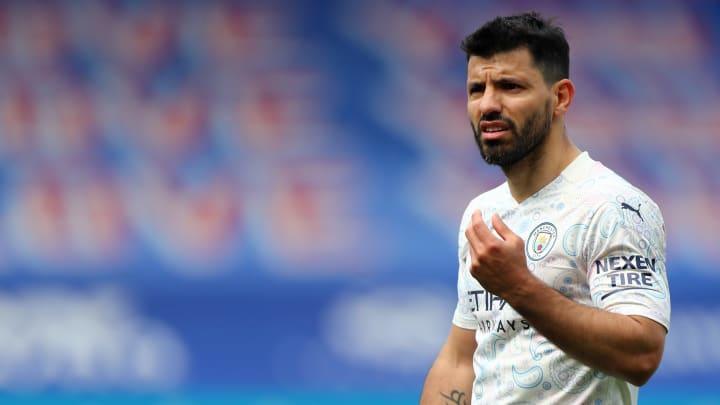 Sergio Aguero pourrait rejoindre un club de Premier League cet été