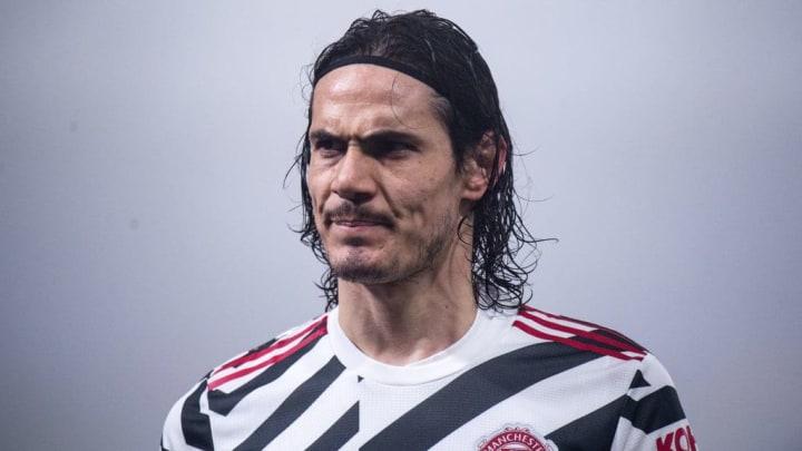 Edinson Cavani MLS