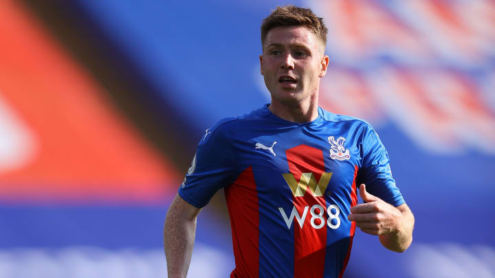 Newcastle & Celtic among clubs eyeing Crystal Palace's James McCarthy