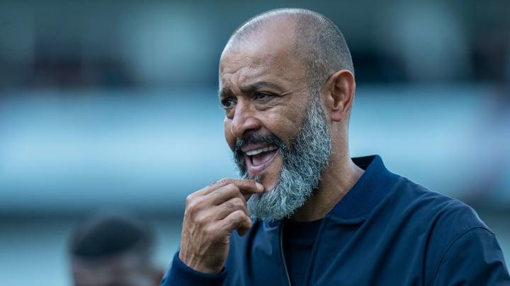 Nuno Espírito Santo is not a happy man
