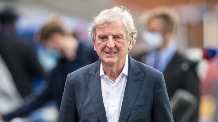 Roy Hodgson's future at Crystal Palace is in doubt
