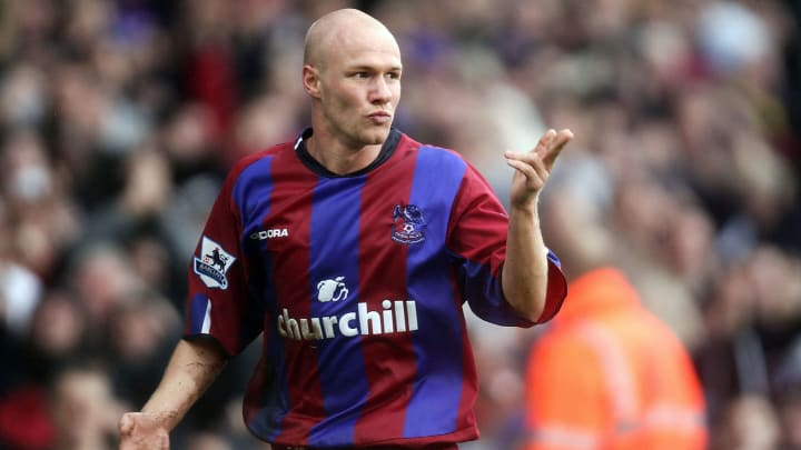 Andy Johnson finished only behind Thierry Henry in the Premier League goalscoring charts in 2004/05