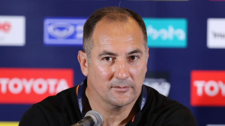 Igor Stimac is the current head coach of the India national football team