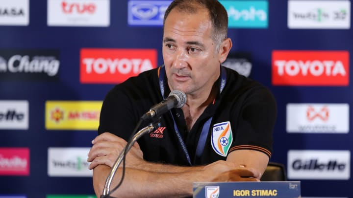 Igor Stimac wants Indian foreigners to play for the national team