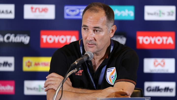 Igor Stimac is the current head of coach of the India national team