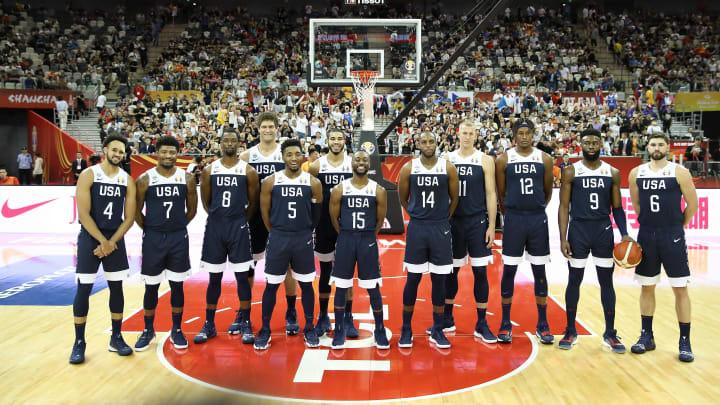 Czech Rep v USA: Group E - FIBA World Cup 2019