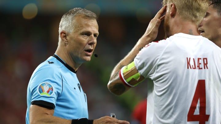 L'arbitro olandese Bjorn Kuipers