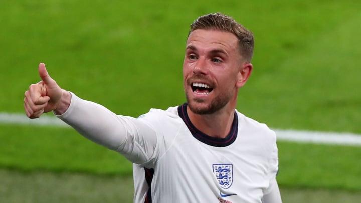 Jordan Henderson is ready to face Germany