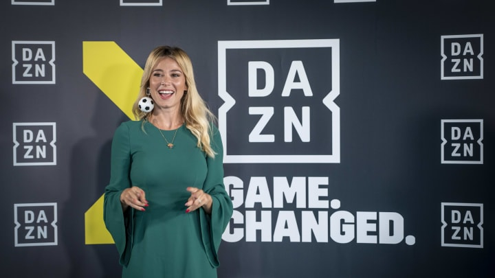 """DAZN """"Game.Changed."""" Press Conference"""