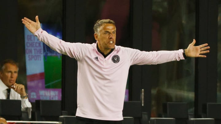 Phil Neville claims struggling Inter Miami have reached 'the point of no excuses'