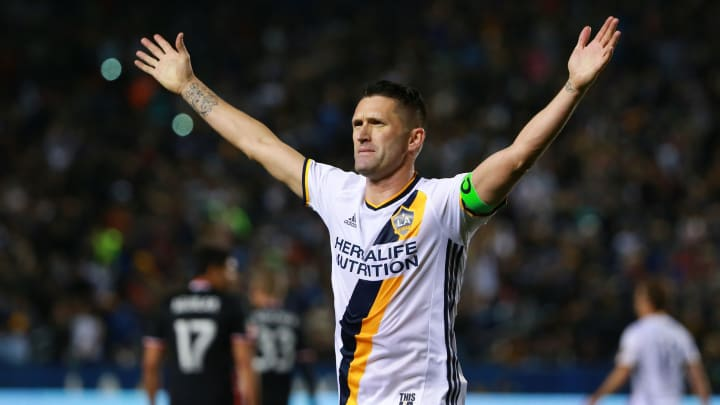 LA Galaxy Set to Announce Robbie Keane as New Manager