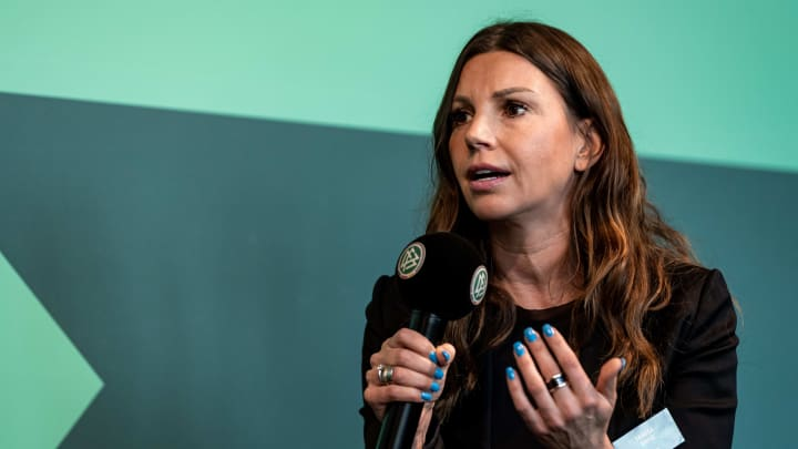 Teresa Enke spricht über mentale Gesundheit