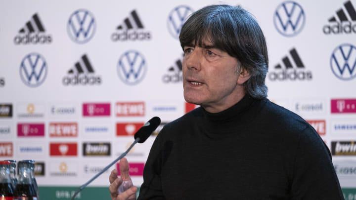 Joachim Löw stellte zuletzt den Kader für die kommenden Länderspiele vor.