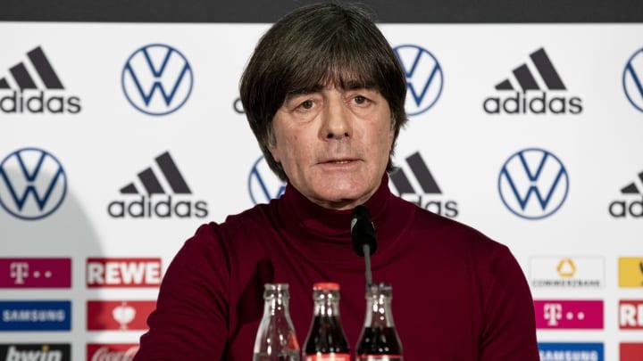 Plant nun wohl doch mit den Aussortierten: Bundestrainer Jogi Löw