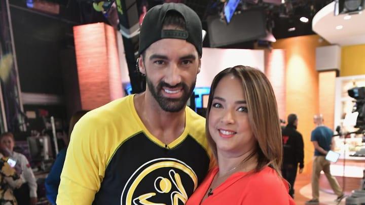 Adamari López tiene una hija con Toni Costa